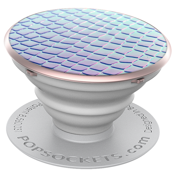 PopSockets Grip Iridescent Snake