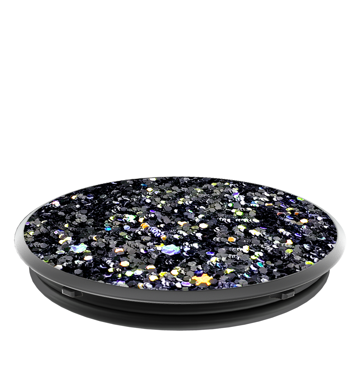 PopSockets Grip Sparkle Black