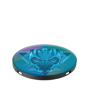 PopSockets Grip Black Panther Face