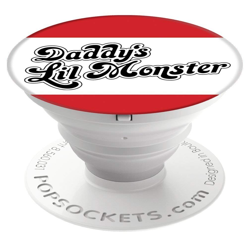 PopSockets Grip Daddy's Lil Monster, PopSockets