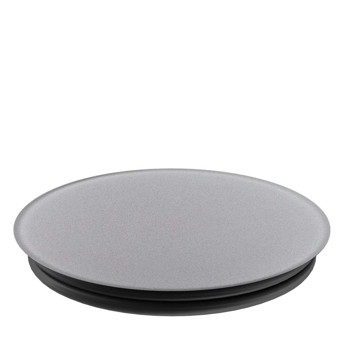 PopSockets Grip Aluminum Space Gray, PopSockets
