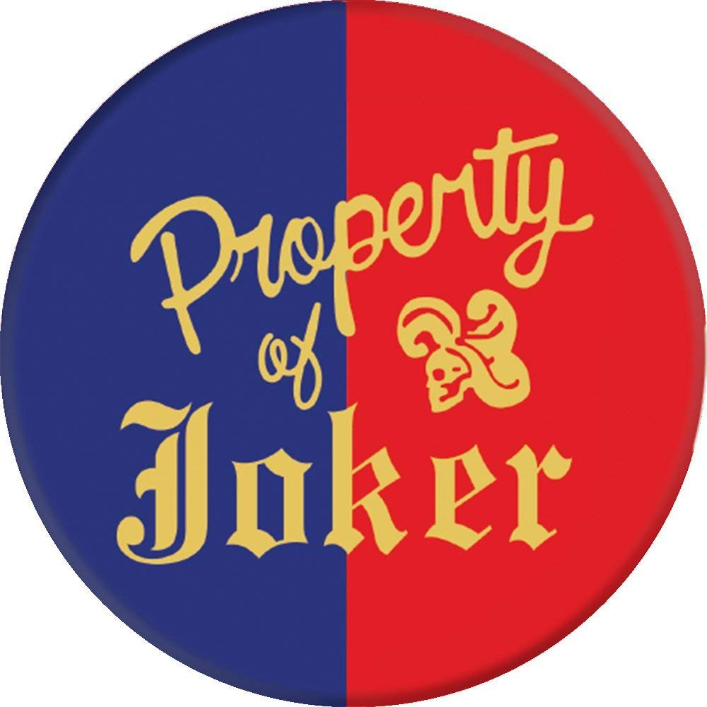 PopSockets Grip Property Of Joker, PopSockets