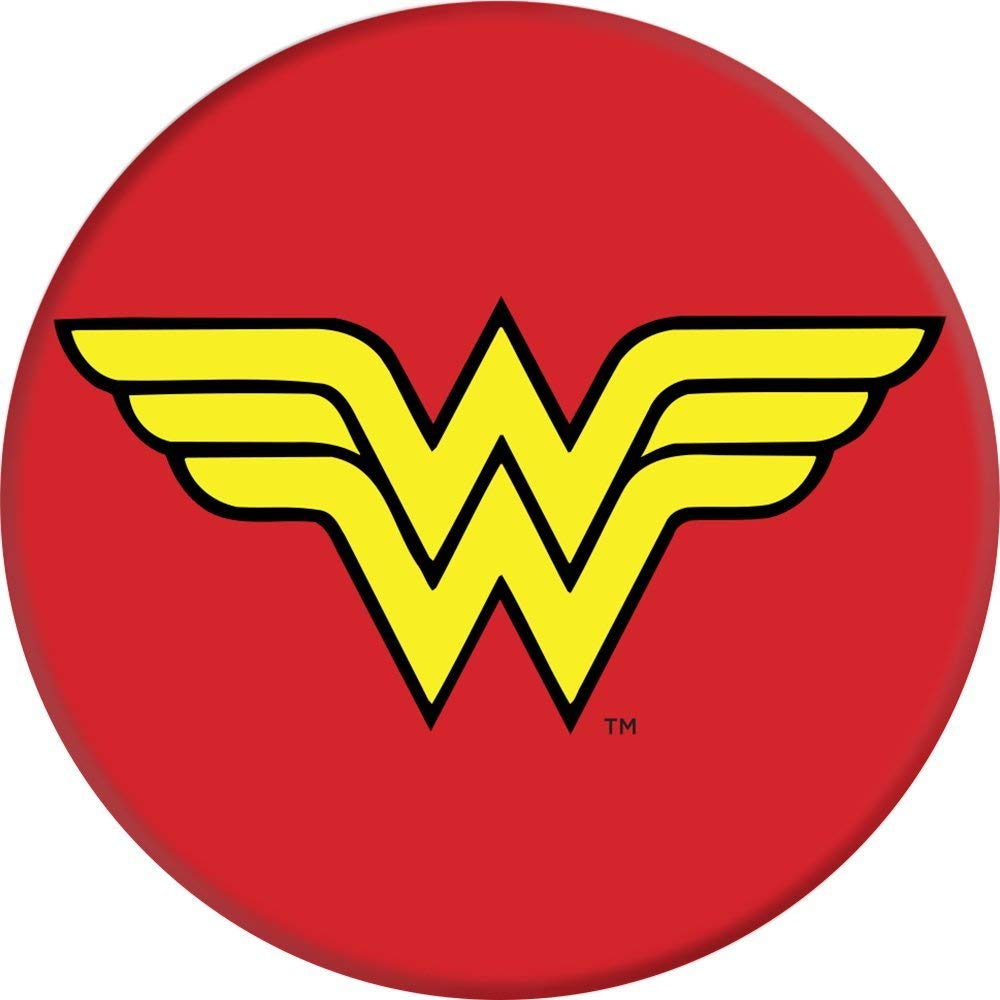 PopSockets Grip Wonder Woman Icon, PopSockets