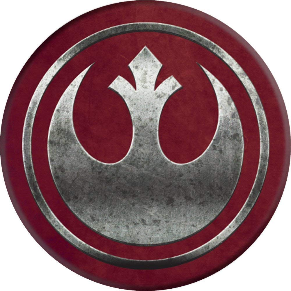 PopSockets Grip Star Wars Rebel Insignia, PopSockets