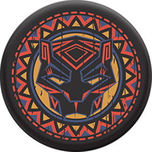 PopSockets Grip Black Panther Logo, PopSockets