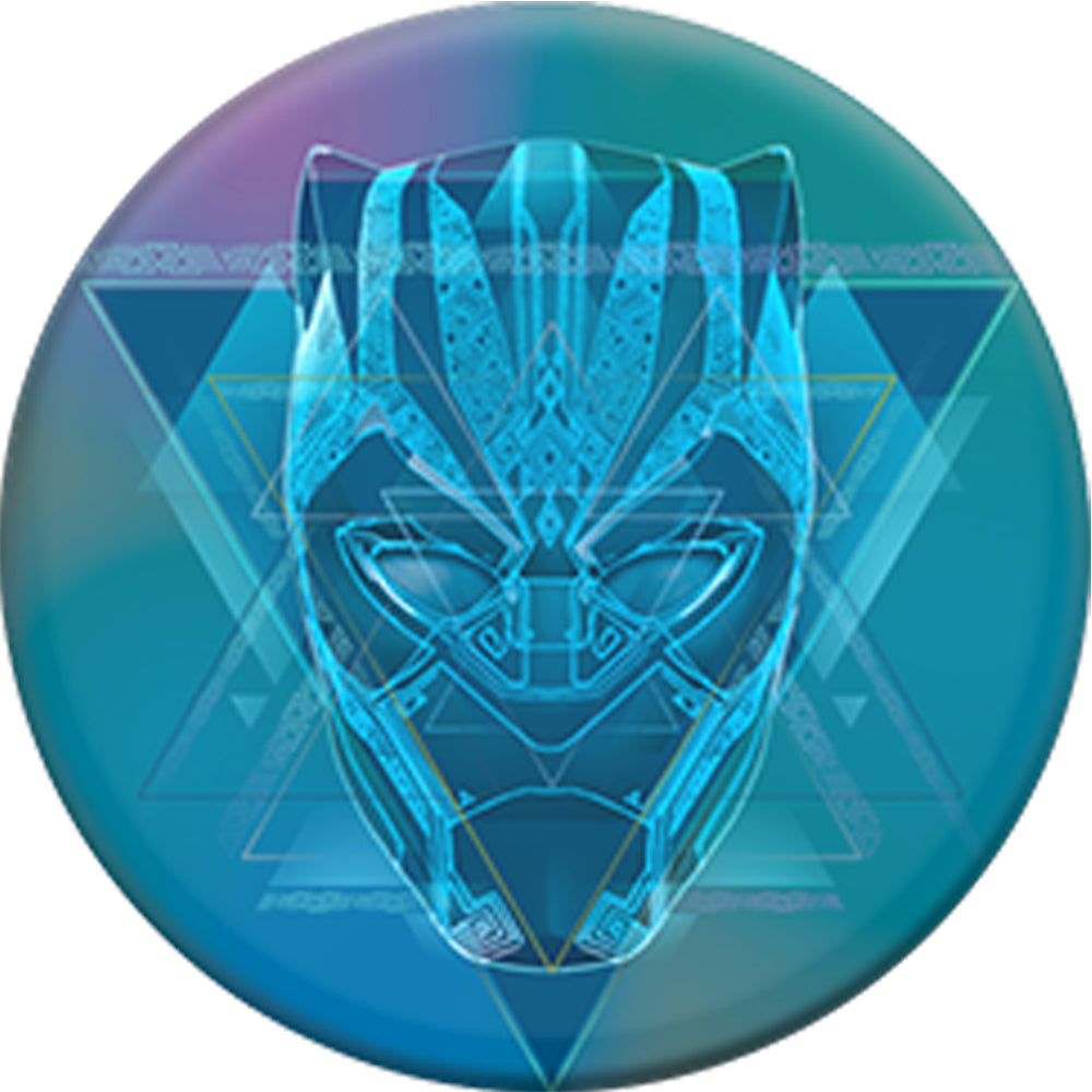 PopSockets Grip Black Panther Face, PopSockets