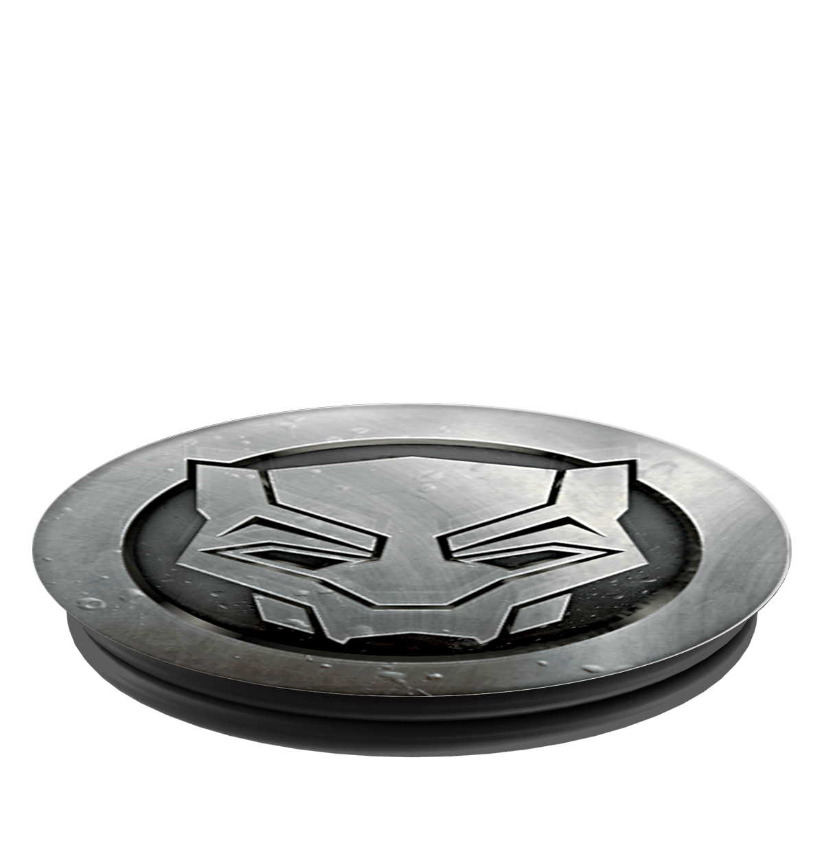 PopSockets Grip Monochrome Black Panther