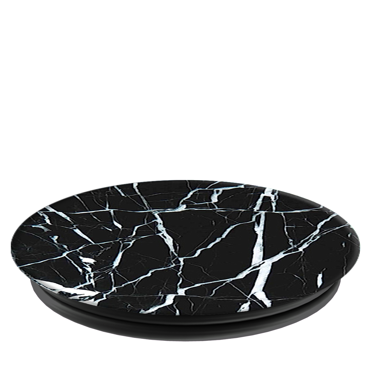 PopSockets Grip Black Marble