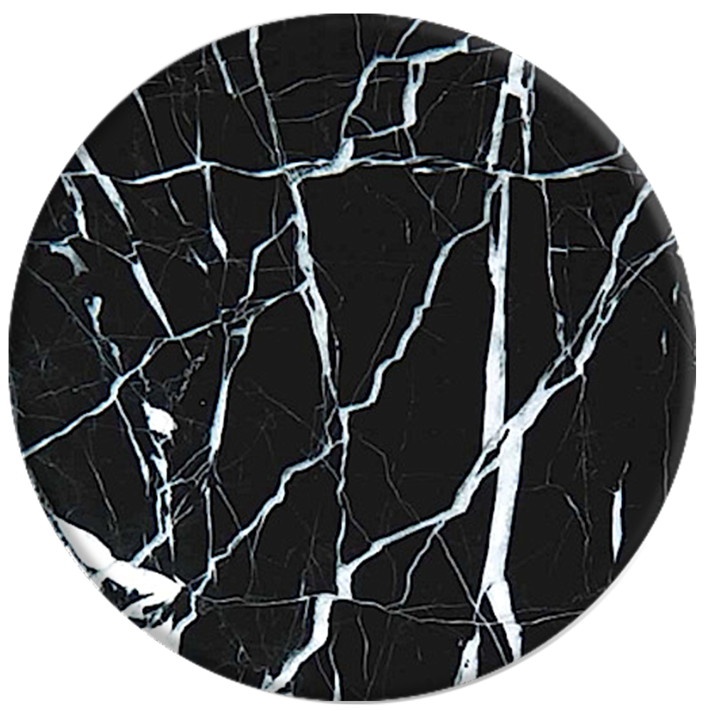 PopSockets Grip Black Marble, PopSockets