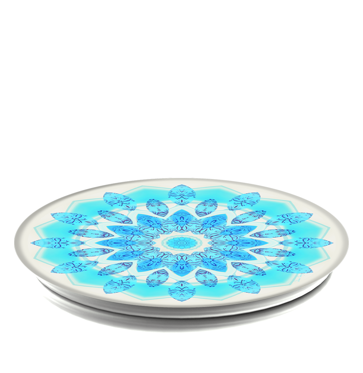 PopSockets Grip Blue Ice Star