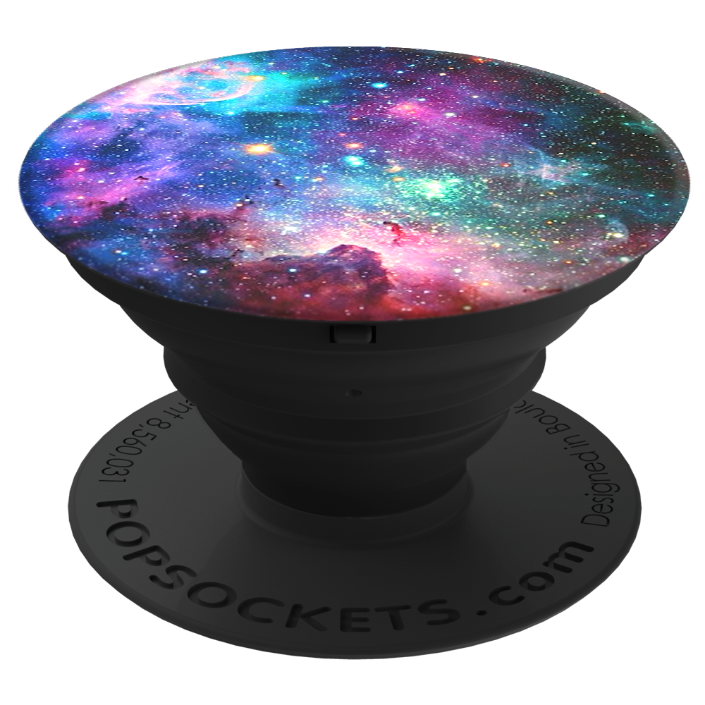 PopSockets Grip Blue Nebula, PopSockets