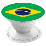 PopSockets Grip Flag Brazil, PopSockets