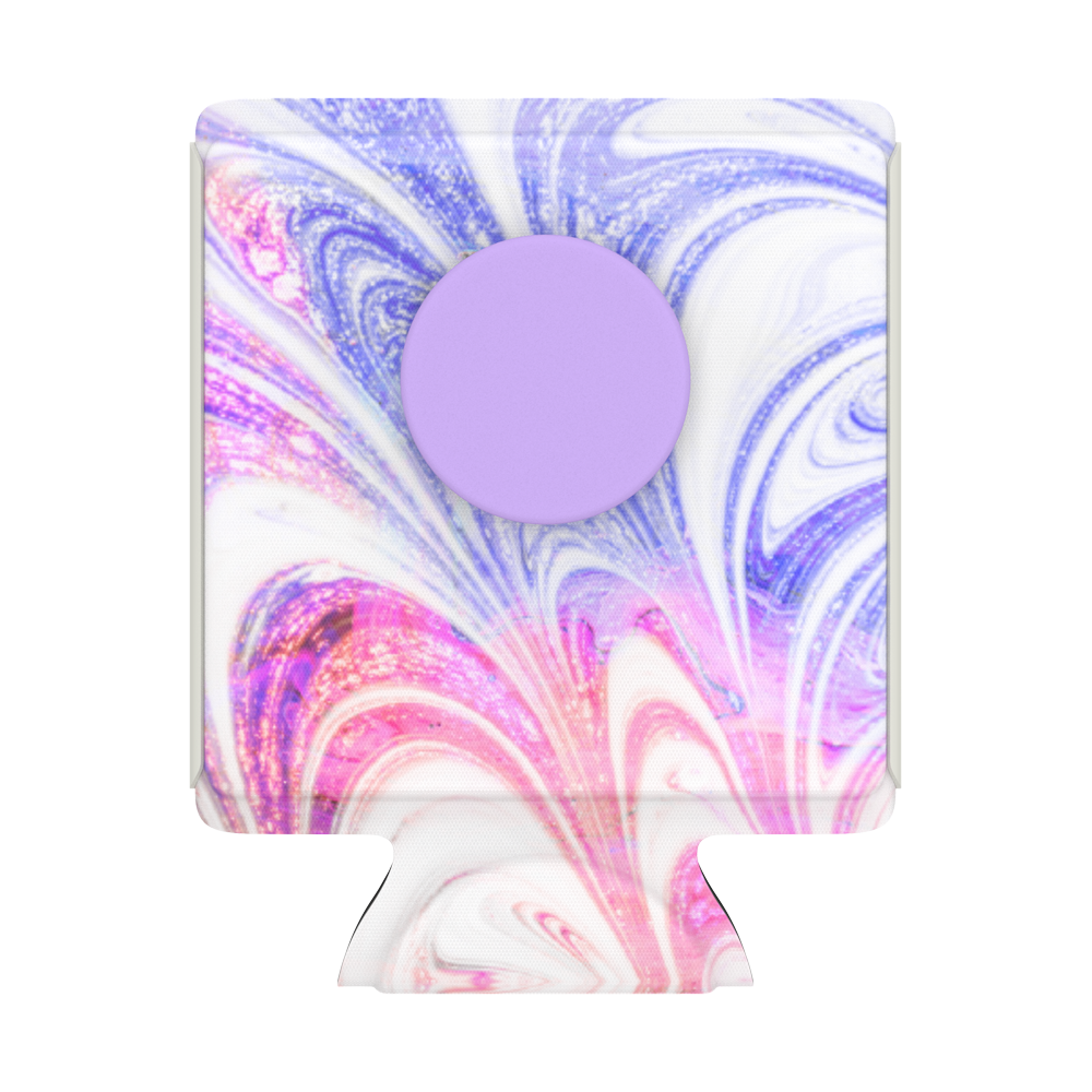 PopThirst Can Holder Sunset Swirl, PopSockets