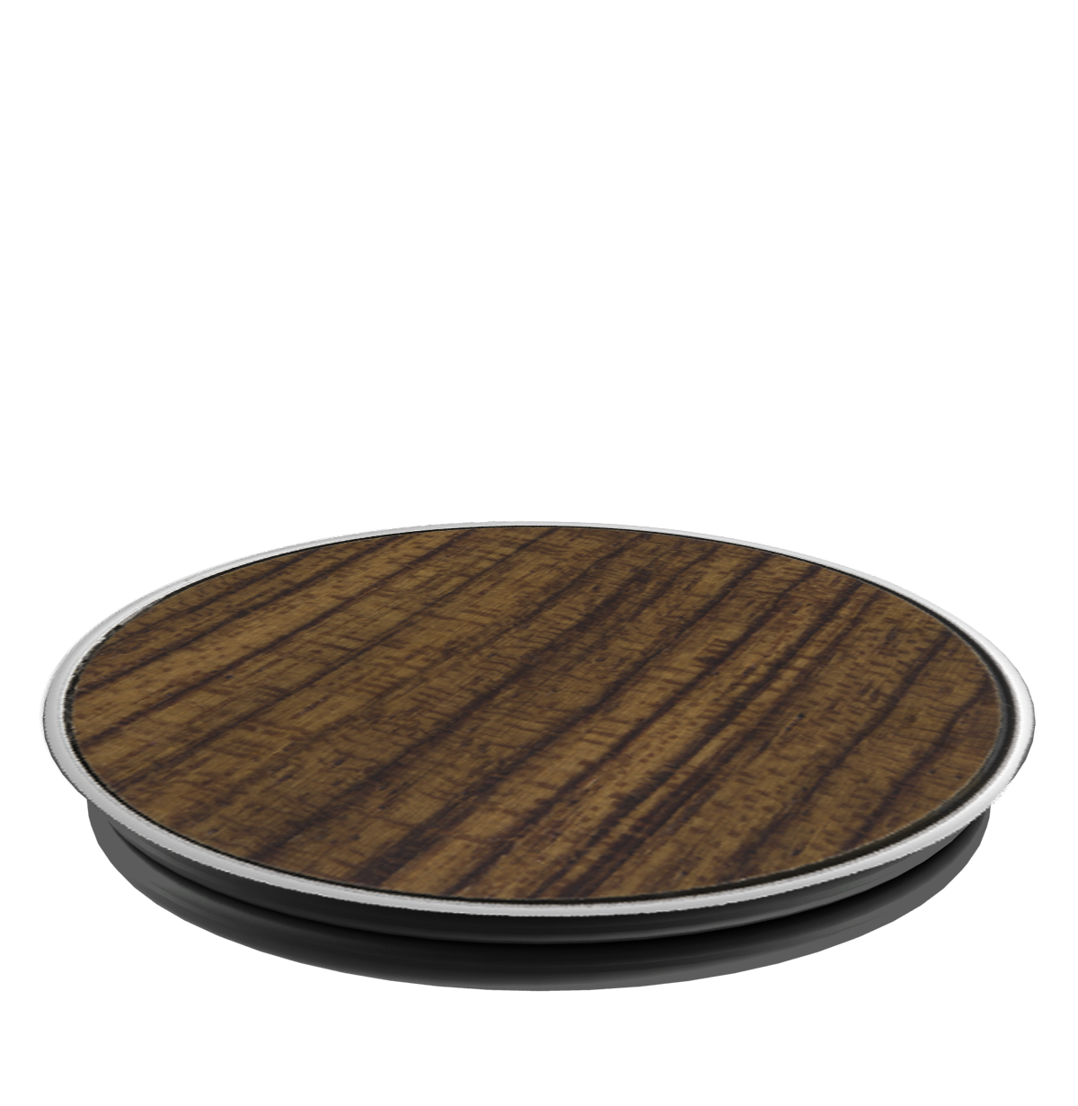 PopSockets Grip Classic Rosewood (Made From Real Wood)