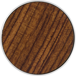 PopSockets Grip Classic Rosewood (Made From Real Wood), PopSockets