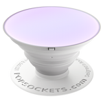 PopSockets Grip Color Chrome Mermaid White (Gloss Surface), PopSockets