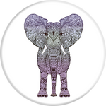 PopSockets Grip Elephant, PopSockets