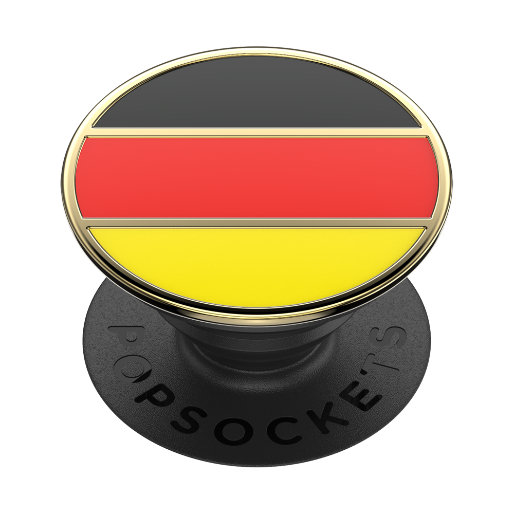 Enamel German Flag
