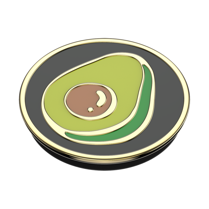 Enamel Guac My World, PopSockets