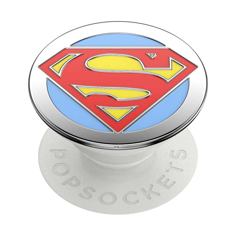 Enamel Superman, PopSockets