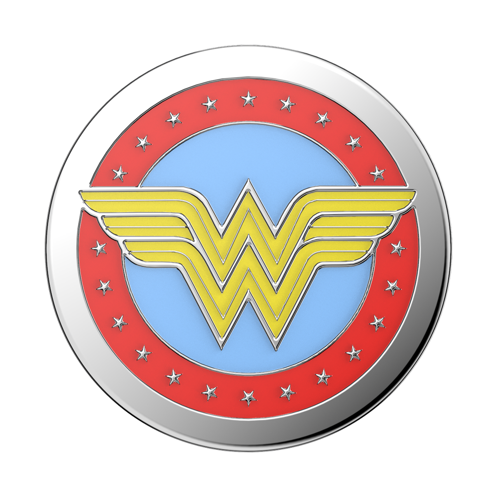 Enamel Wonder Woman, PopSockets