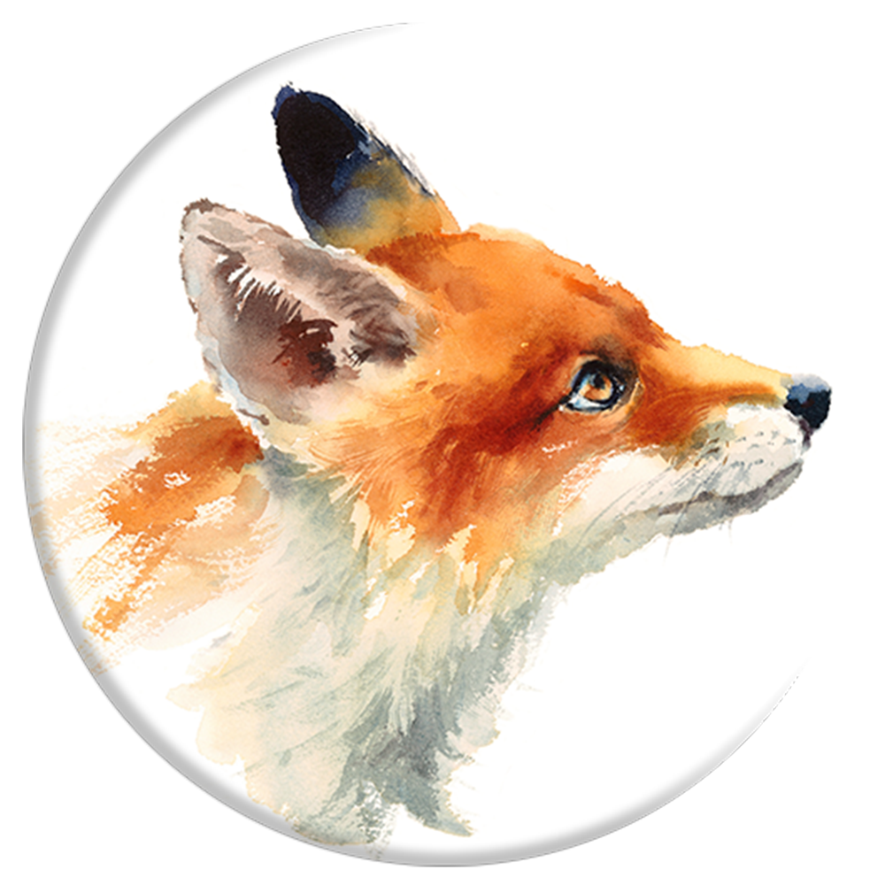 PopSockets Grip Fox, PopSockets
