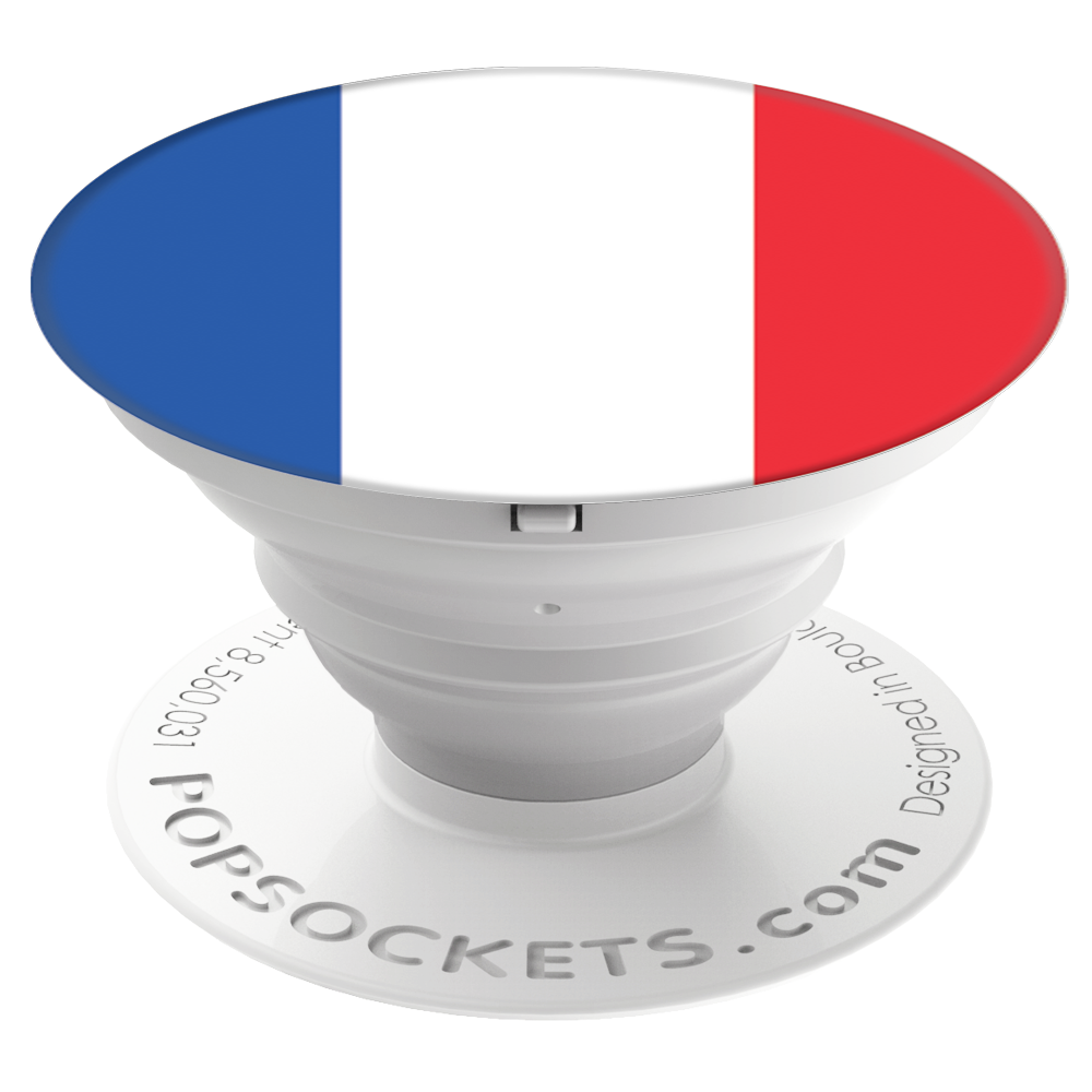 PopSockets Grip Flag France, PopSockets