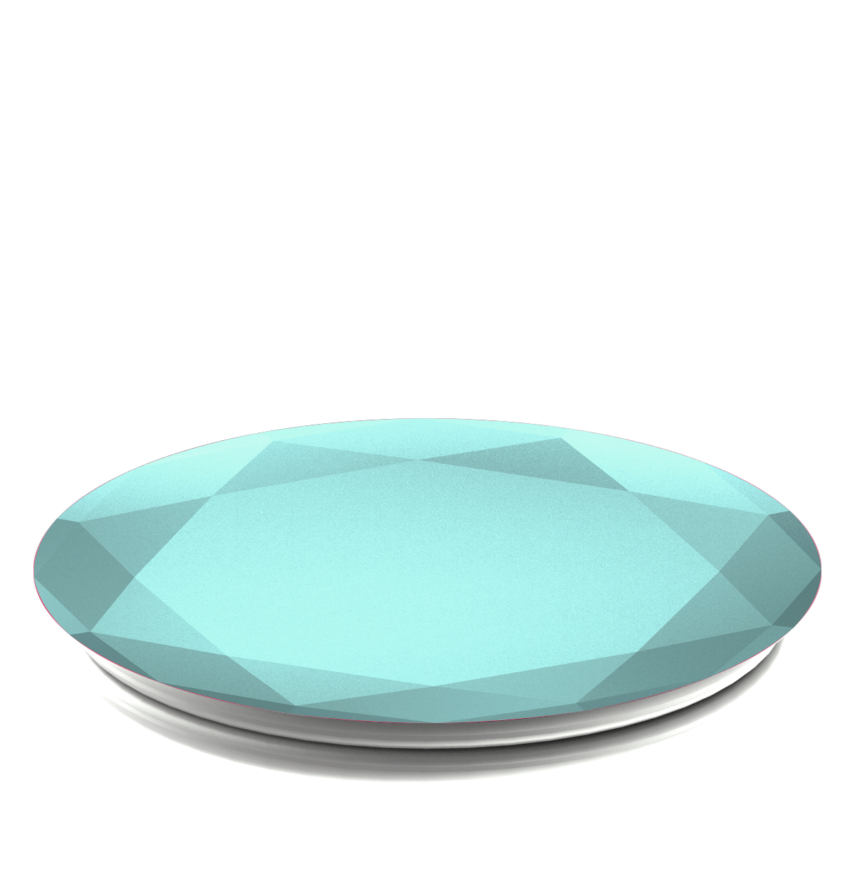 PopSockets Grip Diamond Metallic Glacier