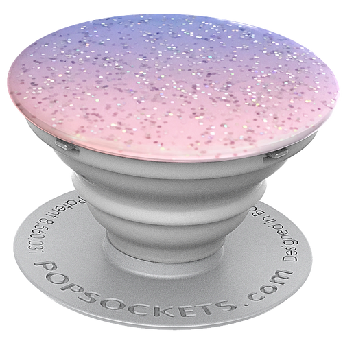 PopSockets Grip Glitter Morning Haze (Gloss Surface), PopSockets