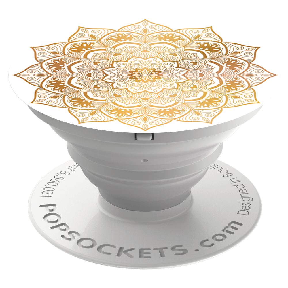 PopSockets Grip Golden Silence, PopSockets