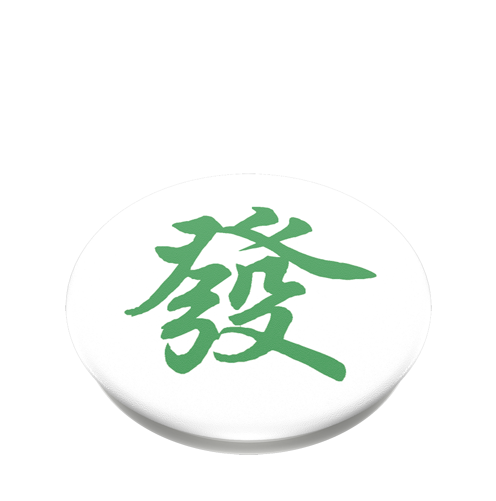 PopSockets Grip Green Fortune