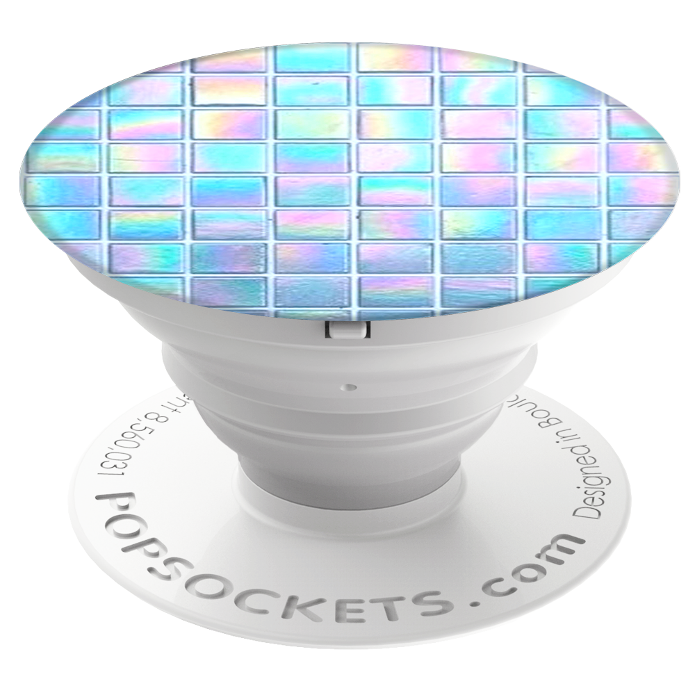 PopSockets Grip Holo Tile, PopSockets