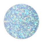Iridescent Confetti Ice Blue, PopSockets