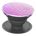 PopSockets Grip Iridescent Snake Golden Pink, PopSockets