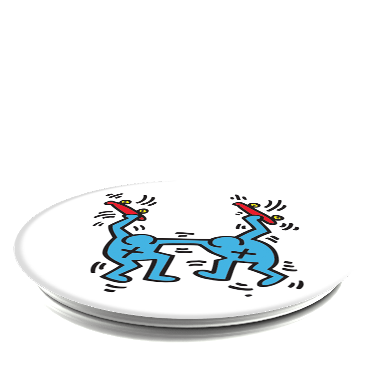 PopSockets Grip Keith Haring- Skateboarders