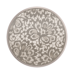 Swappable Lasercut Metal Floral Lace, PopSockets