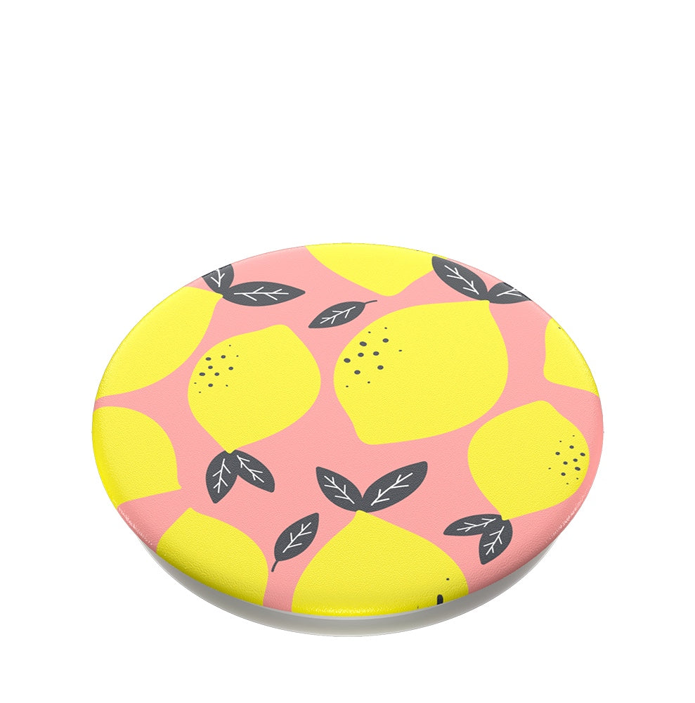 Lemon Drop, PopSockets