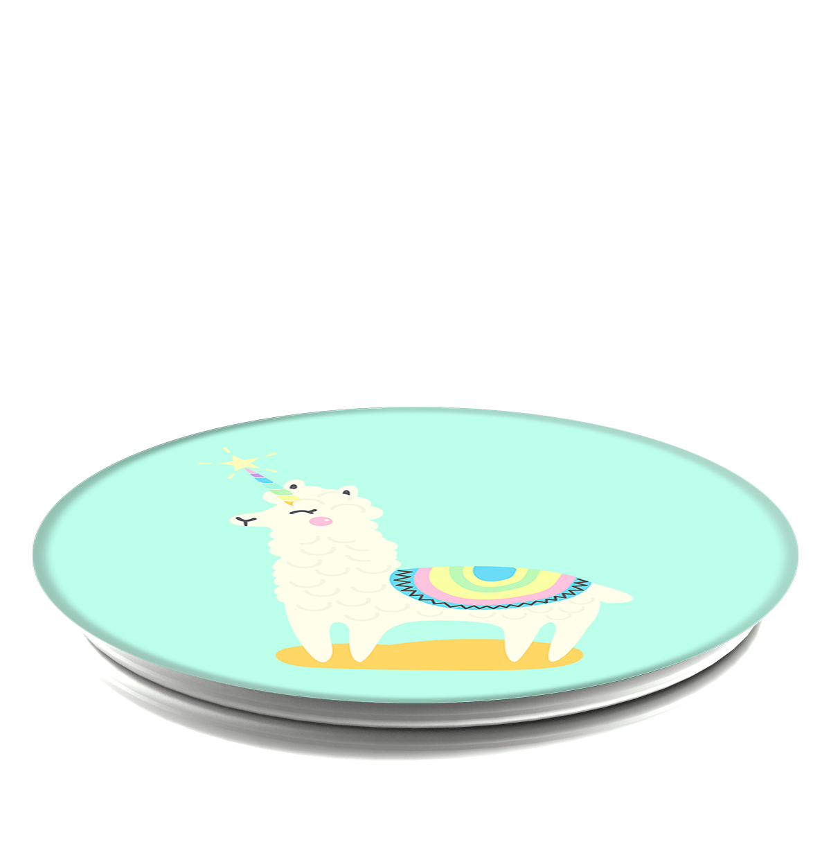 PopSockets Grip Llamacorn