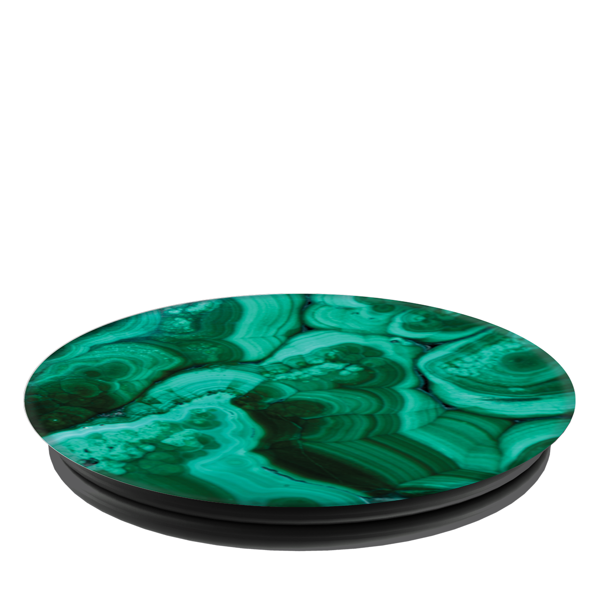 PopSockets Grip Malachite (Gloss Surface)