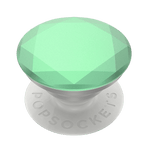 Metallic Diamond Ultra Mint, PopSockets
