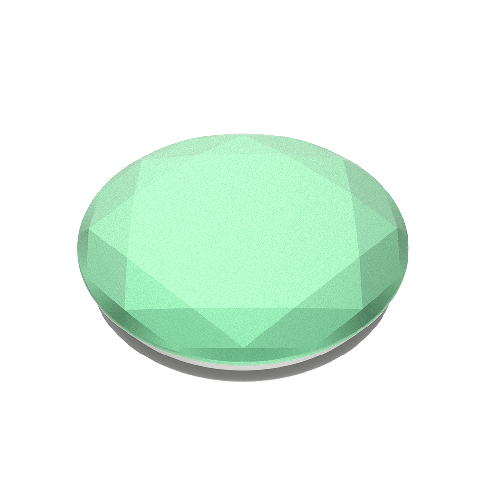 Swappable Metallic Diamond Ultra Mint, PopSockets