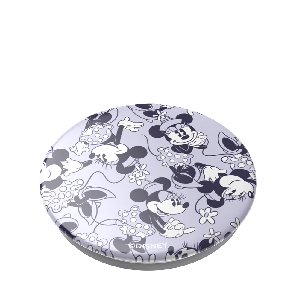 Swappable Disney Minnie Lilac Pattern