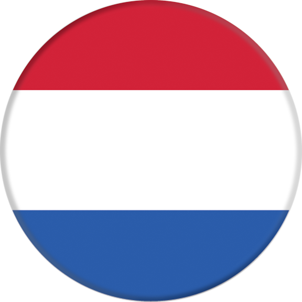 PopSockets Grip Flag Netherlands, PopSockets