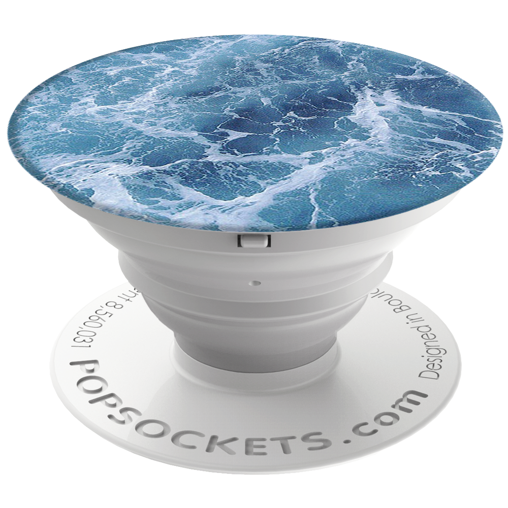 PopSockets Grip Ocean From The Air, PopSockets