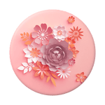 Swappable Paper Posies, PopSockets