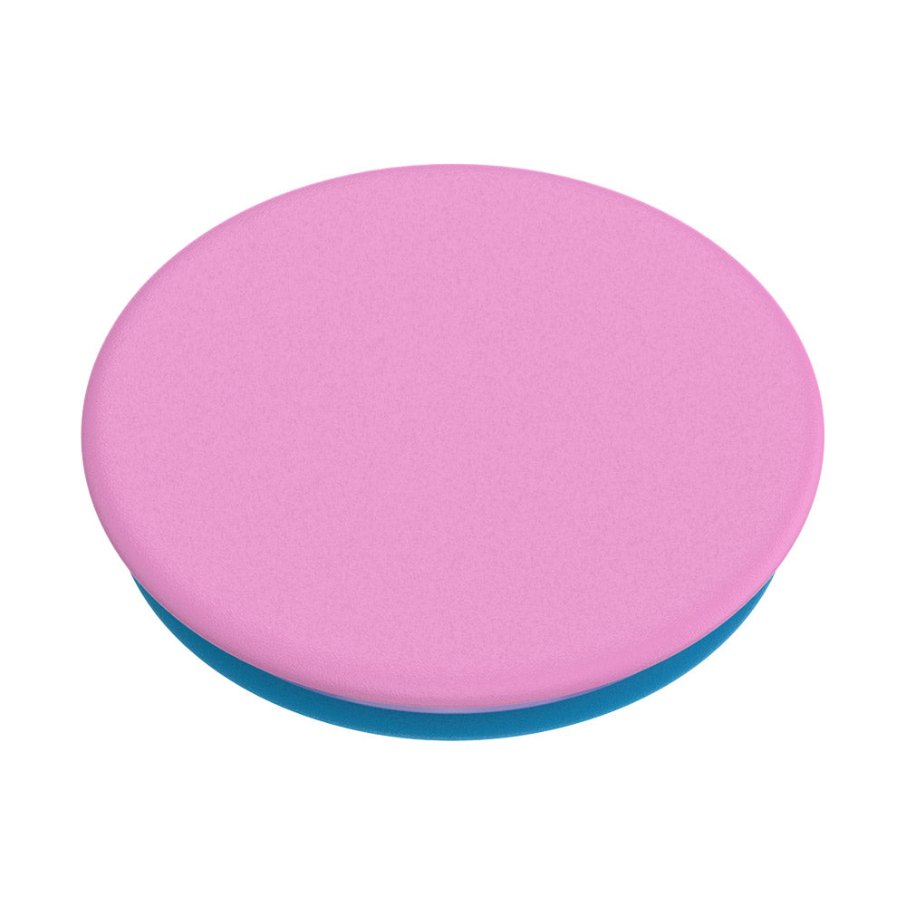Pastel Brights Colorblock Pink, PopSockets