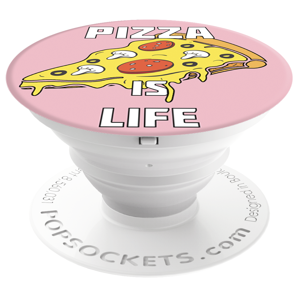 PopSockets Grip Pizza Is Life, PopSockets
