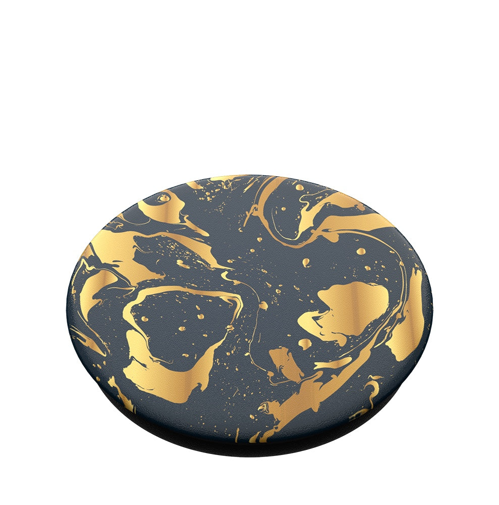 Swappable PopTop Gilded Swirl, PopSockets