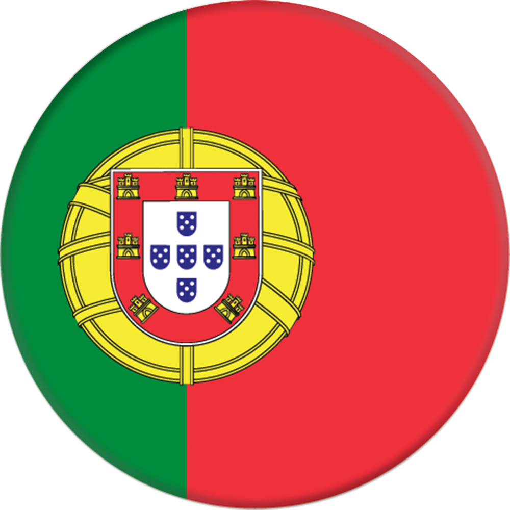 PopSockets Grip Flag Portugal, PopSockets