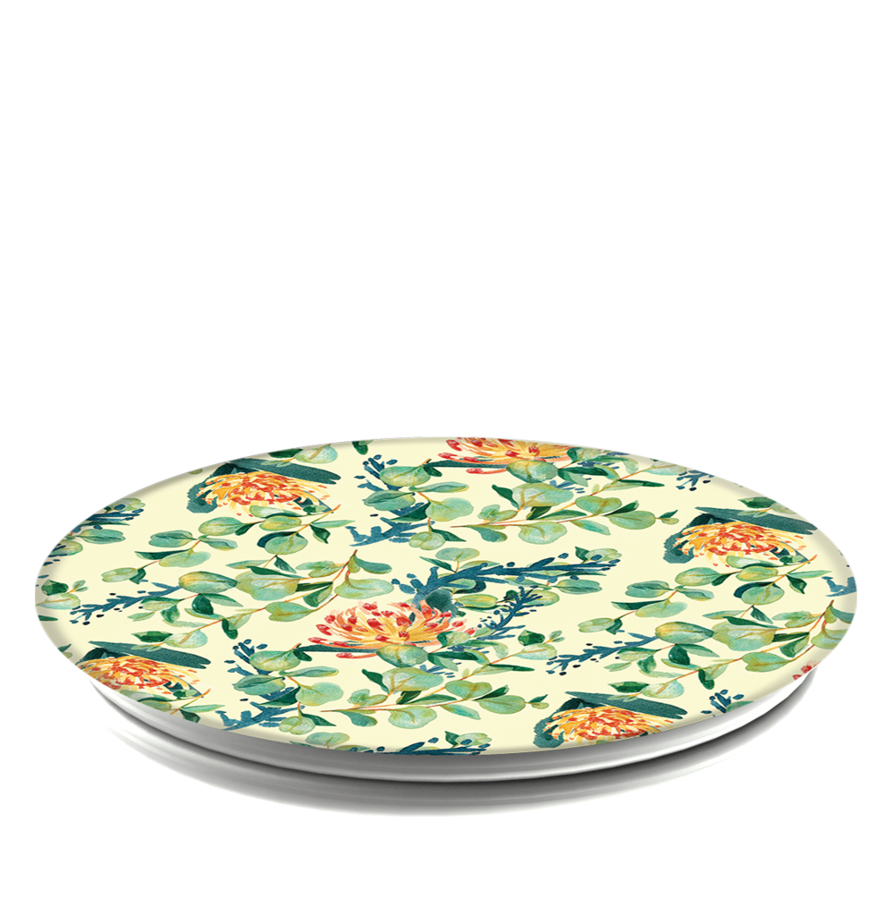 PopSockets Grip Pretty Protea